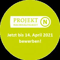 Wettbewerb - Projekt Nachhaltigkeit 2021